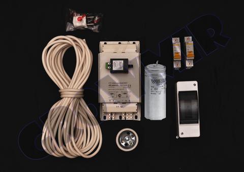 Комплект освещения ДНаТ 600 Вт (с конденсатором)