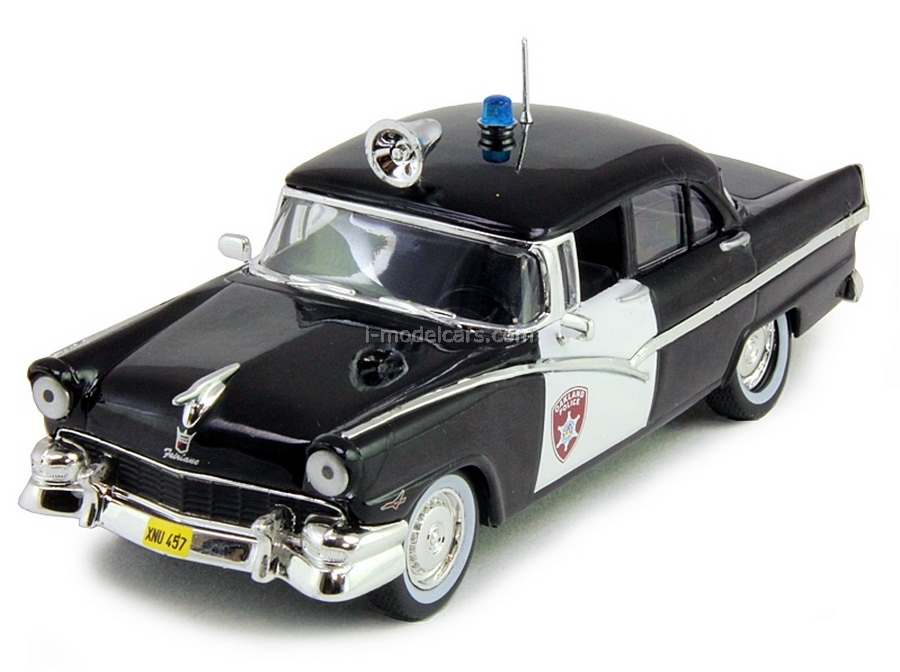 USA PM1 OPO 10 Ford Fairlane 1//43 World Police Car Collection