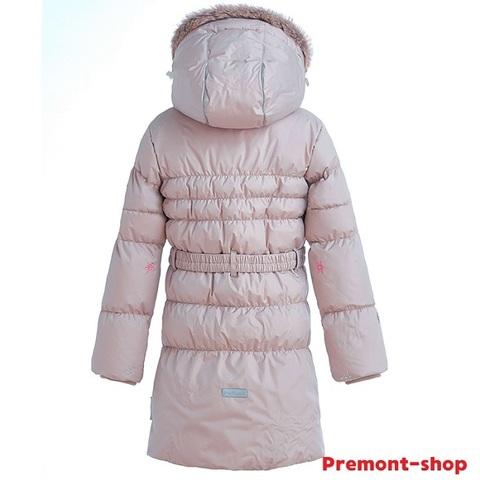 Пальто для девочки Premont Маршмеллоу WP91352 BEIGE