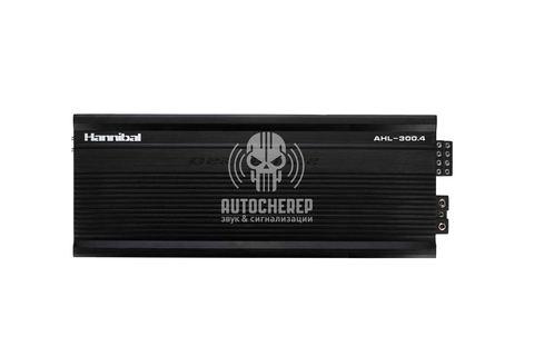 Усилитель Alphard Deaf Bonce Apocalypse AHL-300.4D
