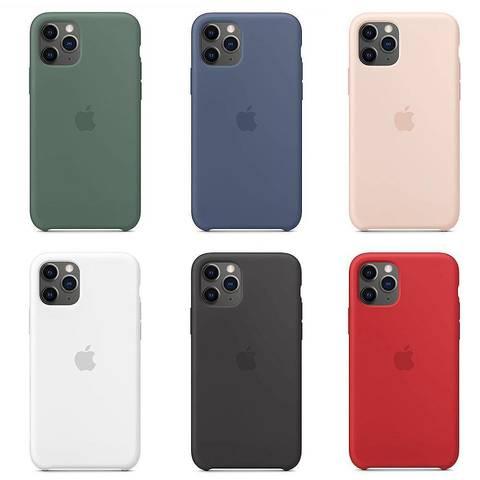 Чехол Apple Silicone Case для iPhone 12 Pro Max