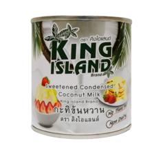 Сгущенное кокосовое молоко King Island 380 гр