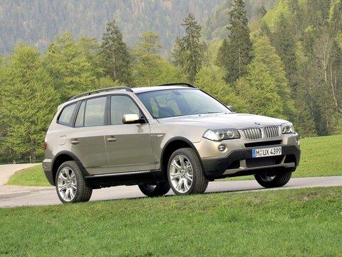 Чехлы на BMW X3 (Е83) 2003–2010 г.в.