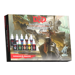War Paints: D&D Adventurers Paint Set