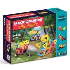 MAGFORMERS Магнитный конструктор Magic Pop (63130)