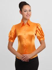 4143-1 фут-ка женская, оранжевая