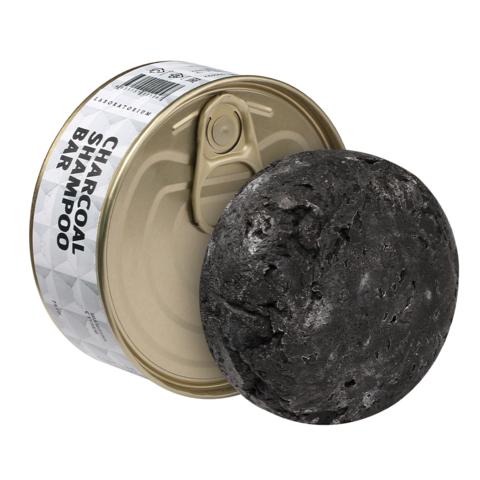 Твердый шампунь с углем | Laboratorium