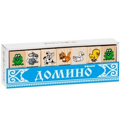Домино Животные, Томик