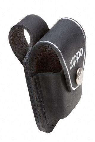 Чехол для зажигалки Zippo LPLBK, черный123
