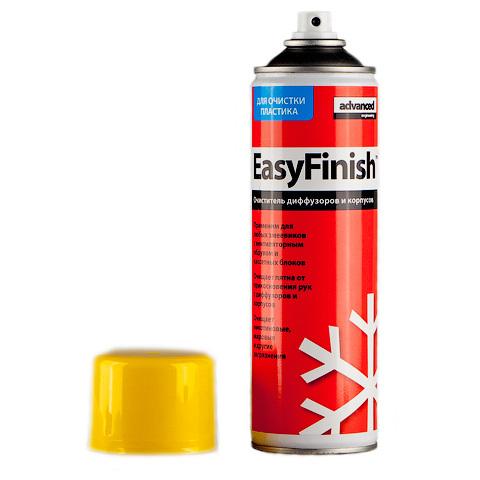 Аэрозоль EasyFinish (Средство для чистки корпусов и диффузоров)