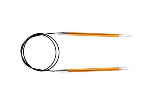 Спицы KnitPro Zing круговые 2,25 мм/100 см 47152