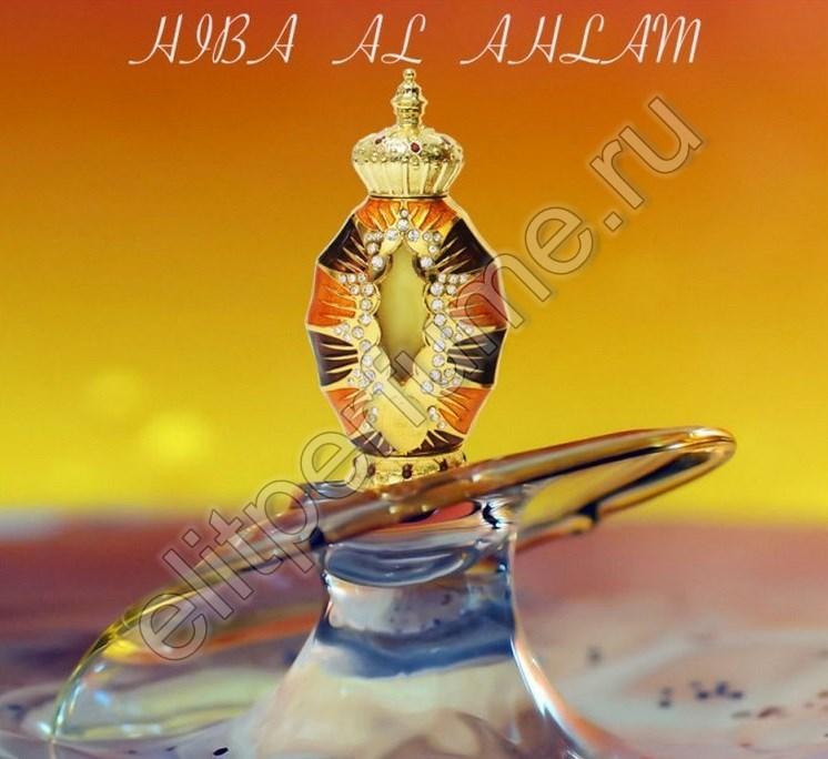 Пробник для Hiba Al Ahlam Хиба Аль ахлам 1 мл арабские масляные духи от Халис Khalis Perfumes