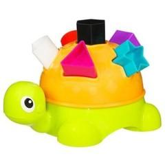 Hasbro PlaySkool Веселая черепашка. Сортер на 6 фигур (27078H)