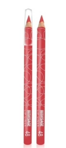 LuxVisage Карандаш для губ тон 48 красный алый