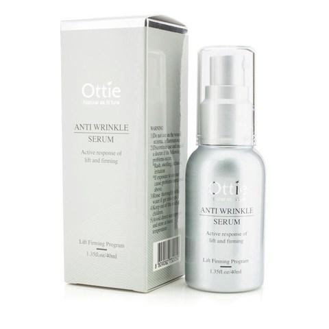 Ottie Anti Wrinkle Serum интенсивная укрепляющая и антивозрастная сыворотка