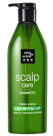 Mise En Scene Scalp Care восстанавливающий шампунь 680мл