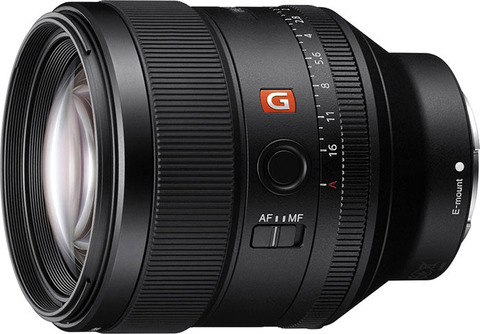SEL-85F14GM объектив Sony FE 85mm F1.4 G Master