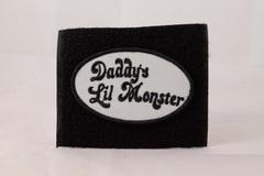 Нашивка «DC. Харли Квинн. Daddy`s lil monster»