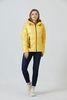 SIC-I112/2834-женская куртка на нано-пухе