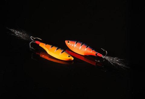 Бокоплав ручной работы Fire Fish Swift цвет 006