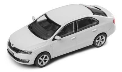 Коллекционная модель Skoda Rapid