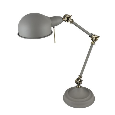 Настольная лампа Maytoni Zeppo 137 Z137-TL-01-GR