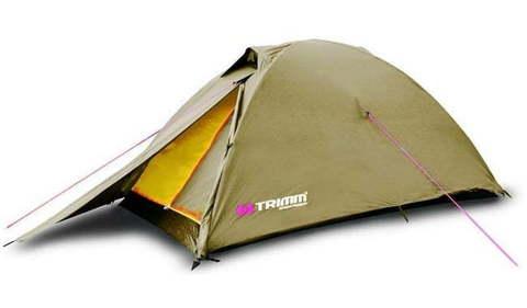 Туристическая палатка Trimm Outdoor DUO (2 местная)