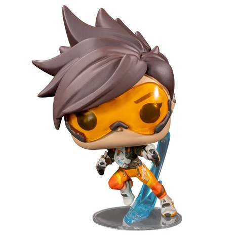 Фигурка Funko POP! Vinyl: Games: Overwatch: Tracer 44222