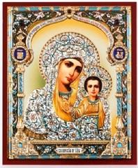 Икона Божией Матери Казанская 3