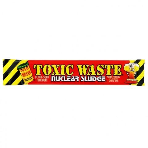 Жевательная конфета Toxic Waste Nuclear Sludge Sour Cherry