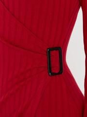Платье с запахом Karina