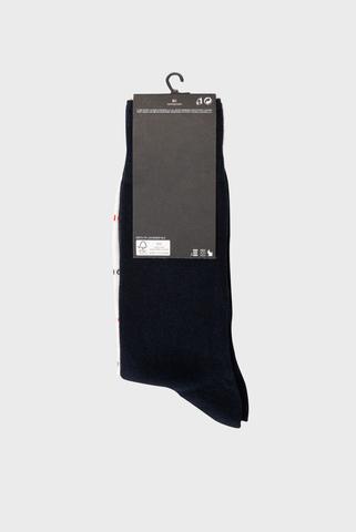 Носки MEN SO 2P GRID Tommy Hilfiger