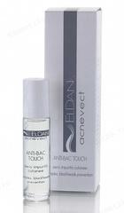 Очищающее средство Anti bac touch (Eldan Cosmetics | Le Prestige | Anti bac touch pimples, blackheads prevention), 10 мл