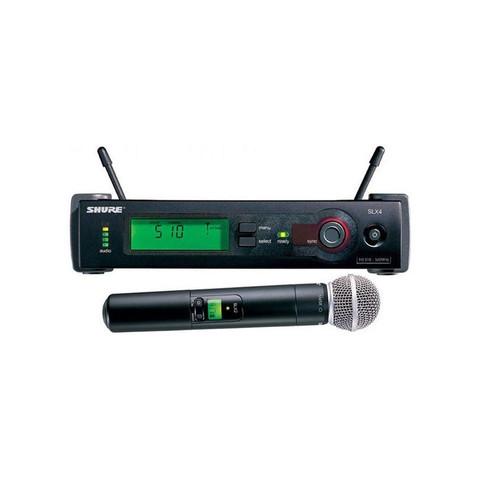 SHURE SLX24E / SM58 вокальна радіосистема