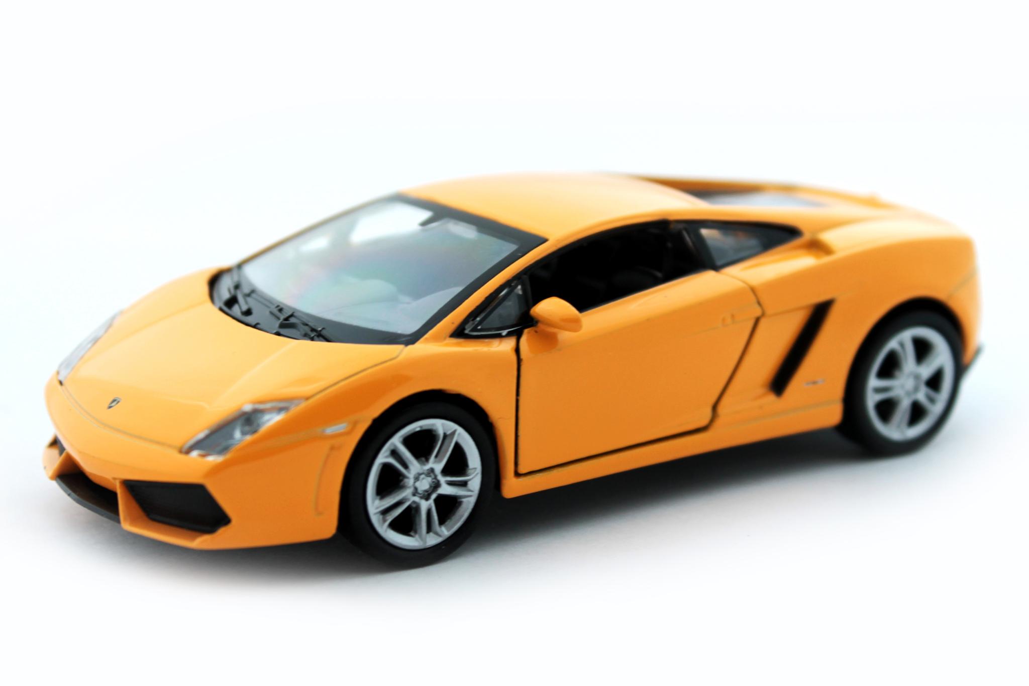 Машинка-игрушка Lamborghini Gallardo