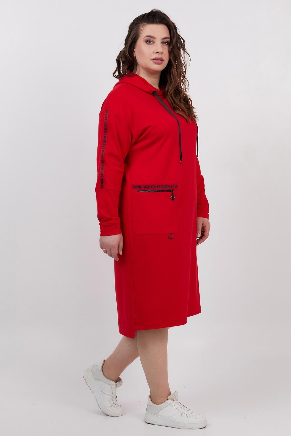 Сукня Аделіна (червоний)