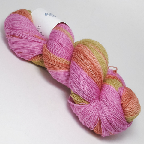 Пряжа COOL WOOL LACE Hand-Dyed Lana Grossa