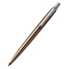 Parker Jotter Premium - Carlisle Brown Pinstripe CT, шариковая ручка, M