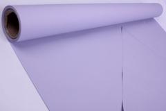Матовая бумага Светло-сиреневый / рулон 0,5*10м, 50мкр