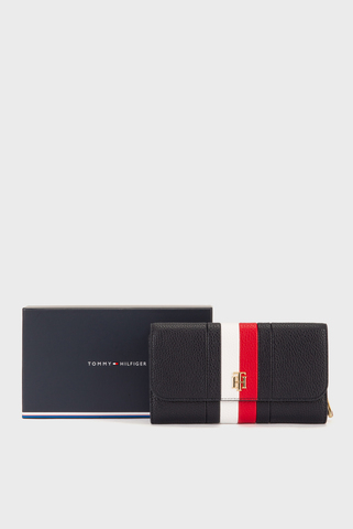 Кошелек TH ESSENCE LRG FLAP WALLET CORP Tommy Hilfiger