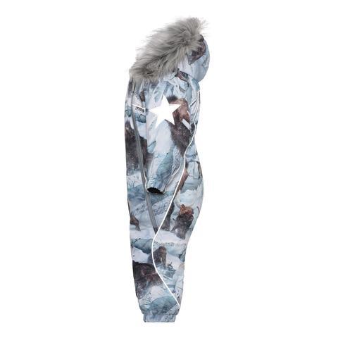 Molo (Моло) Pyxis fur Mammoth зимний комбинезон