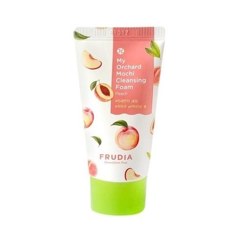 Frudia Пенка-моти очищающая c персиком «мини» - My orchard peach mochi cleansing foam mini, 30г