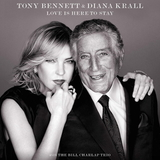 Tony Bennett & Diana Krall / Love Is Here To Stay (CD)