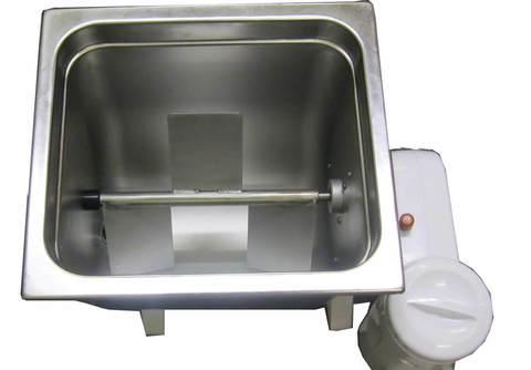Маслобойка на 1-4 литра сливок, электрическая Milky FJ 10, сталь