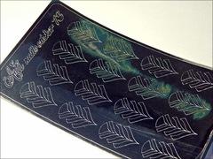 Металлизированные наклейки Arti nails Stiker цвет серебро №13