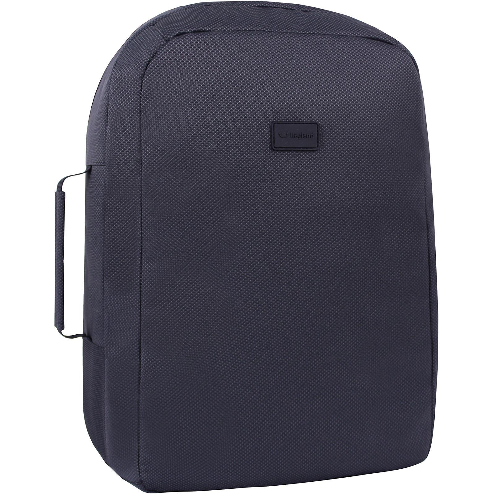 Городские рюкзаки Рюкзак Bagland Keeper 14 л. черный (00183169) IMG_0148.jpg