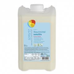 Жидкость для стирки гипоаллергенная Sensitive Sonett, 5 л