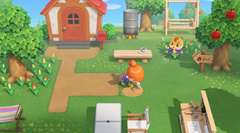 Animal Crossing: New Horizons (Nintendo Switch, русская версия)