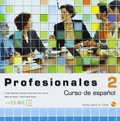 Profesionales 2 Clase CD x1