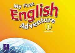 My First English Adventure Level 1 Flashcards